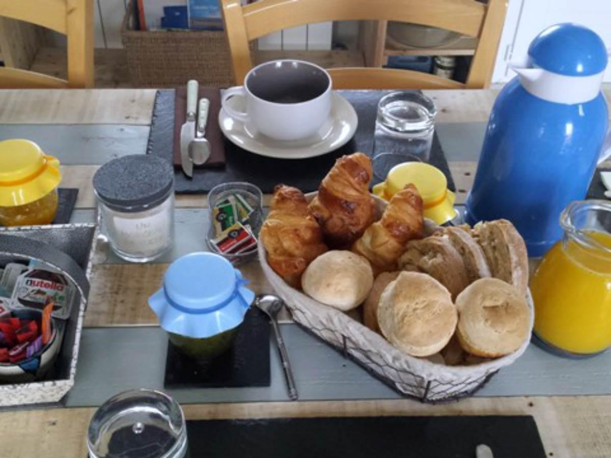 Continental Breakfast B