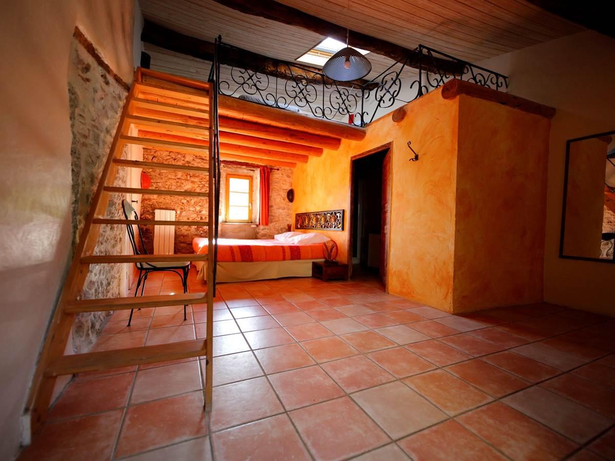 La Seranne, chambre 3