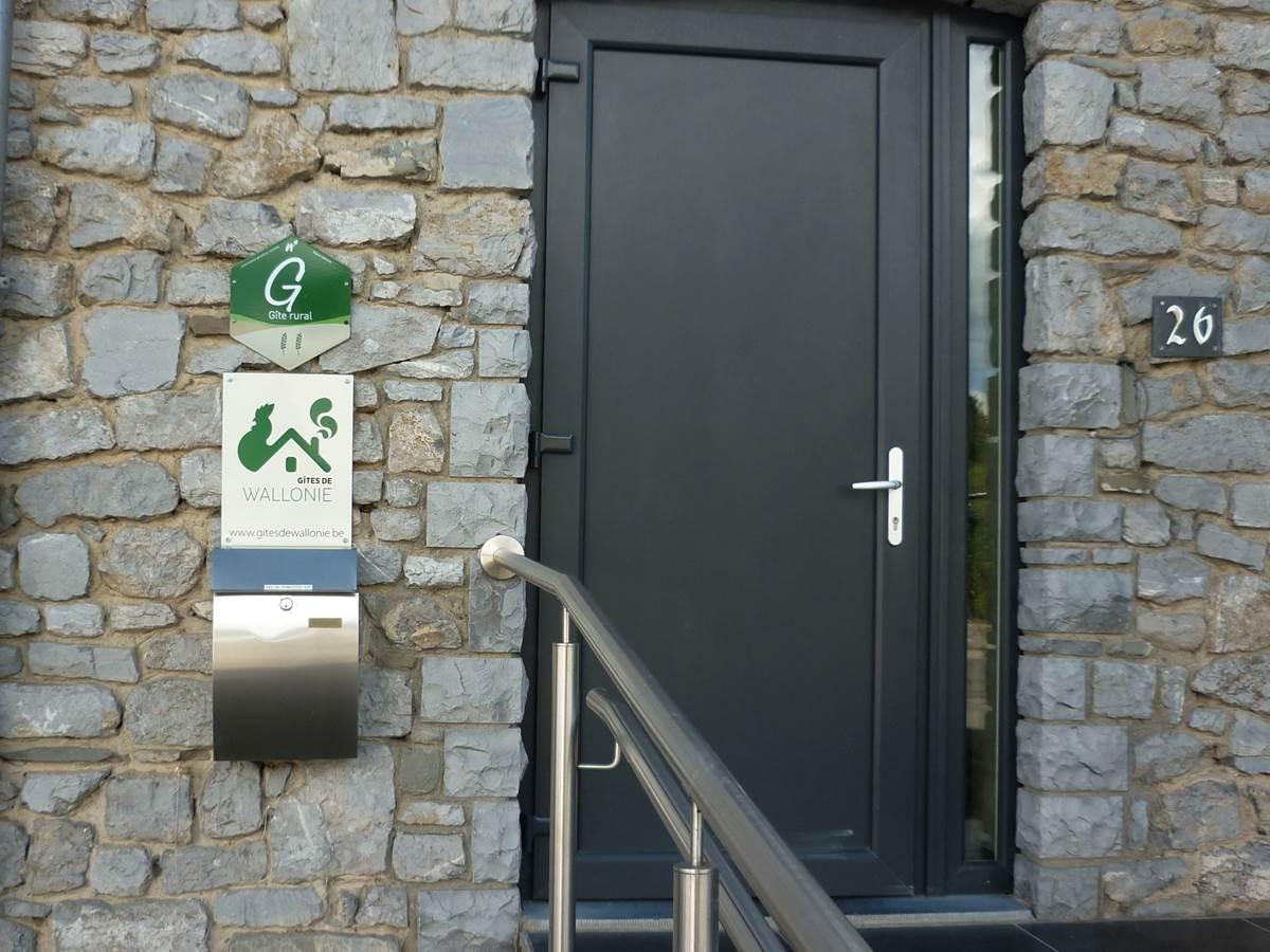 Access-i  -  Les gîtes de Wallonie