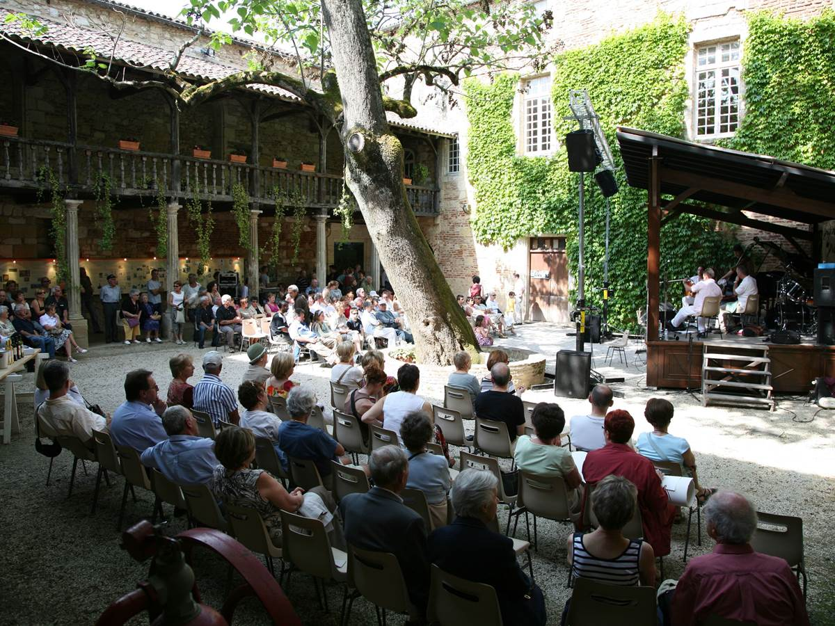 Les Mercredis du jazz à Bergerac