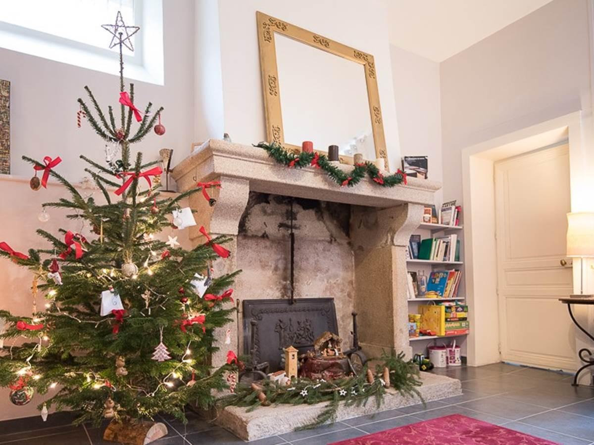 Un joyeux et beau Noël au Jardin des Lys