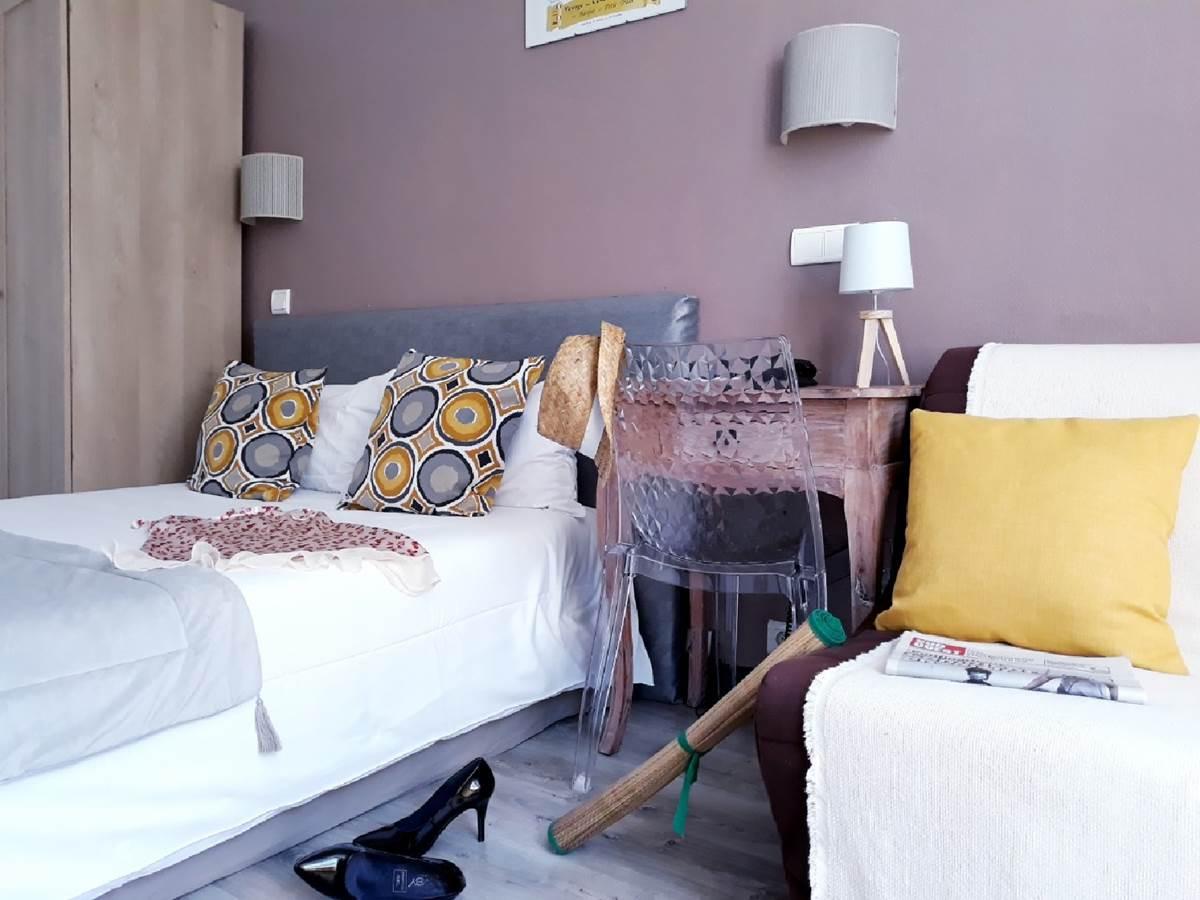 chambre 6 Hôtel Parc Mazon