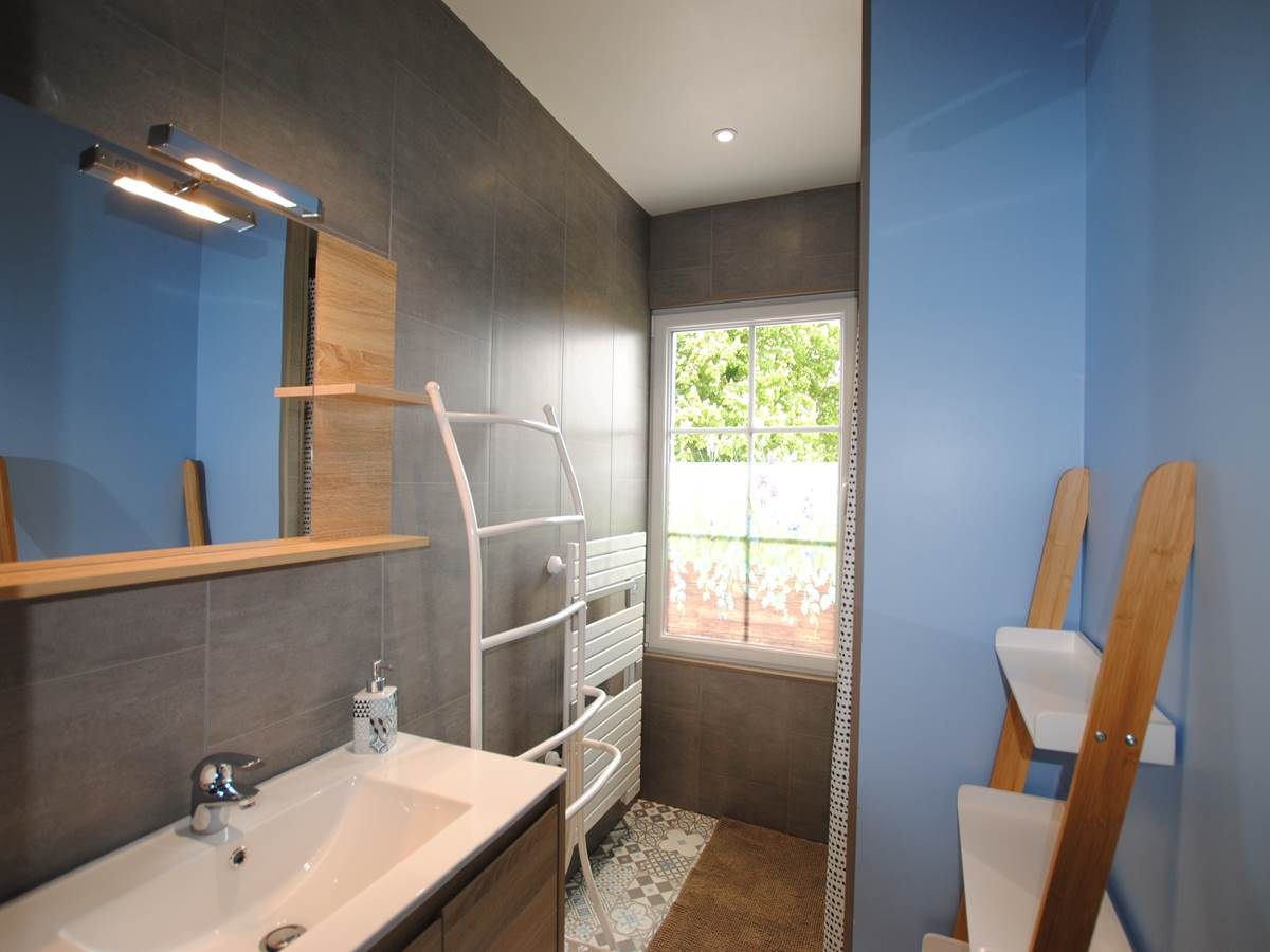 salle de douche 2 - Etage