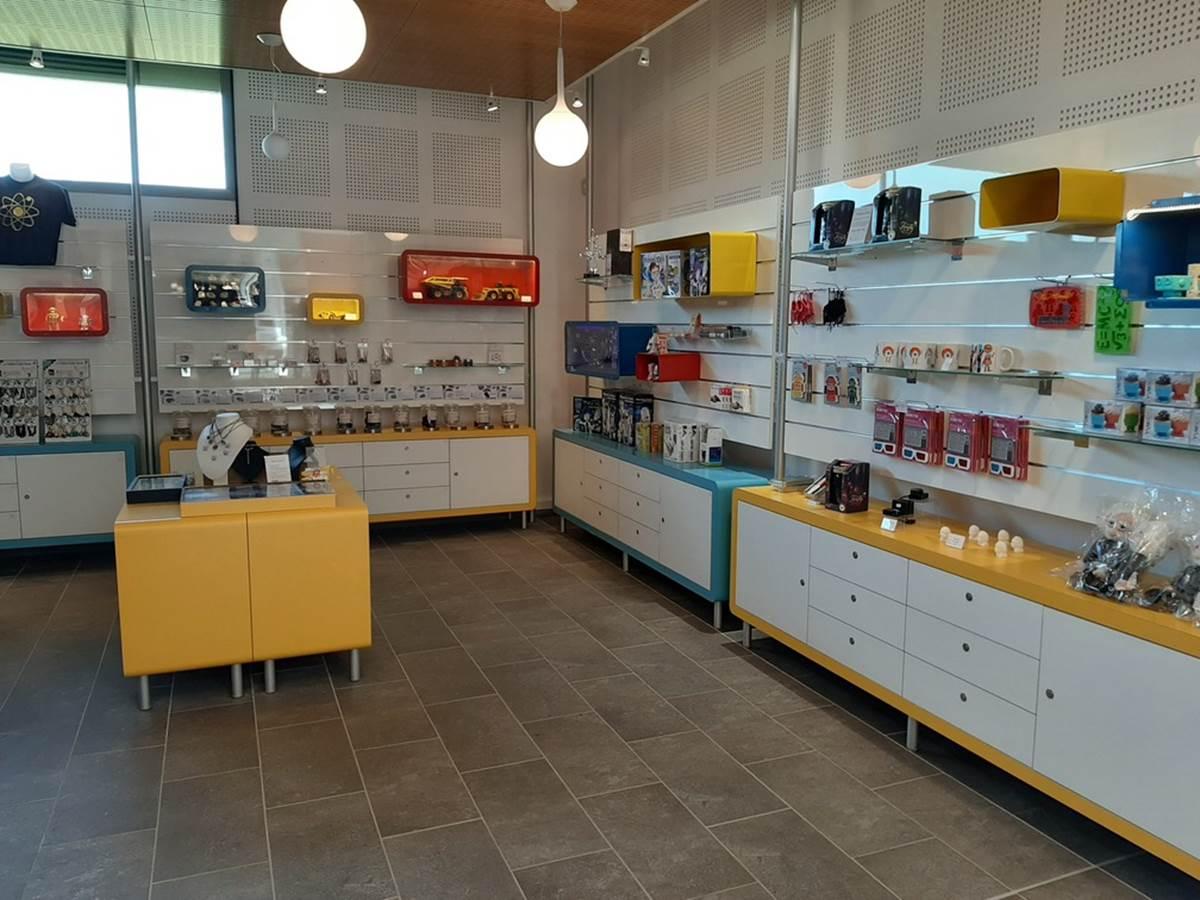 Boutique Musée Urêka