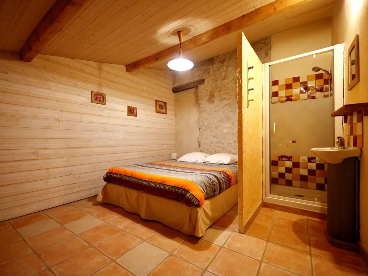 La Seranne, chambre 2