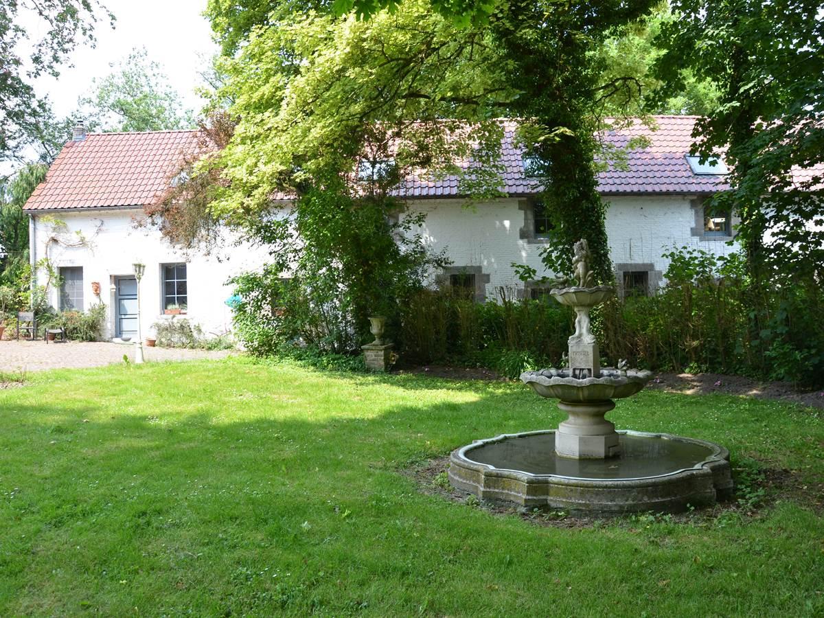 Vue extérieure -fontaine