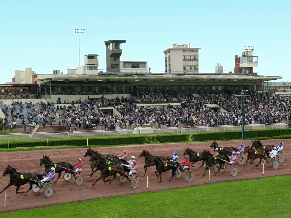 Courses de chevaux à Enghien-les-Bains