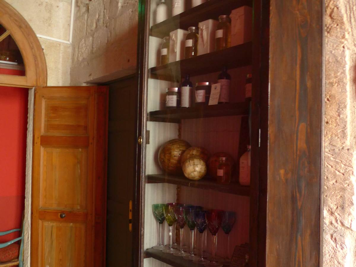 Objets chinés dans cette authentique demeure