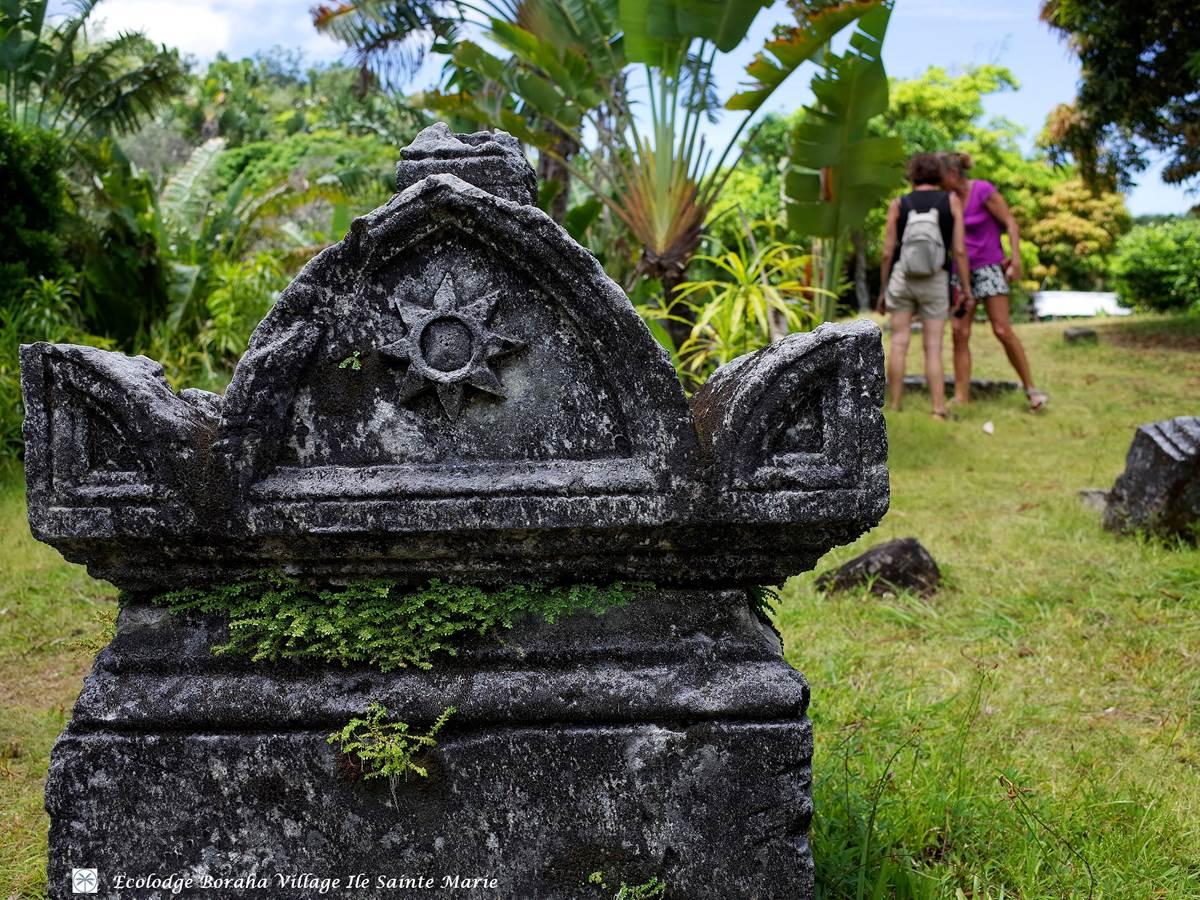 Cimetière des Pirates Ile Ste Marie Madagascar 04