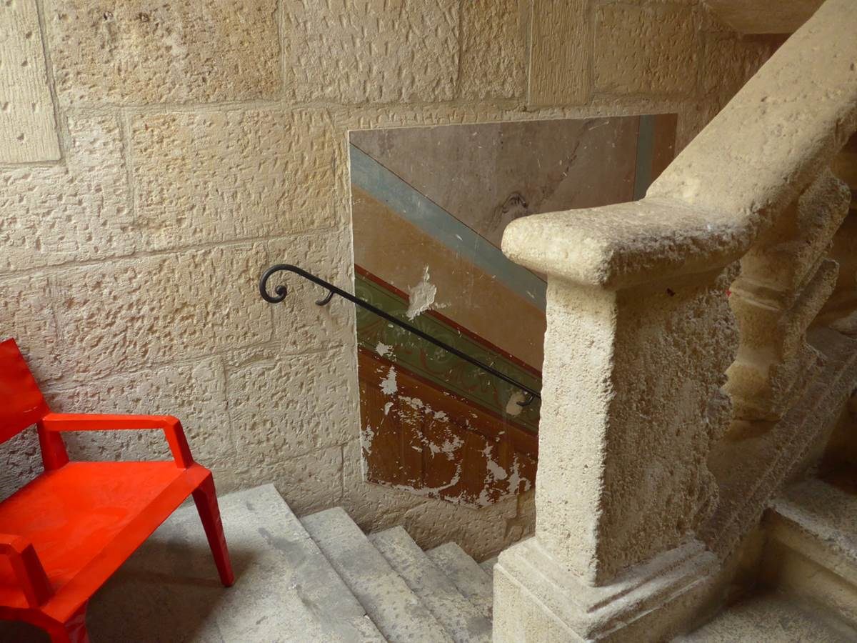 Maison de marchands XVIII ème Aigues-Mortes