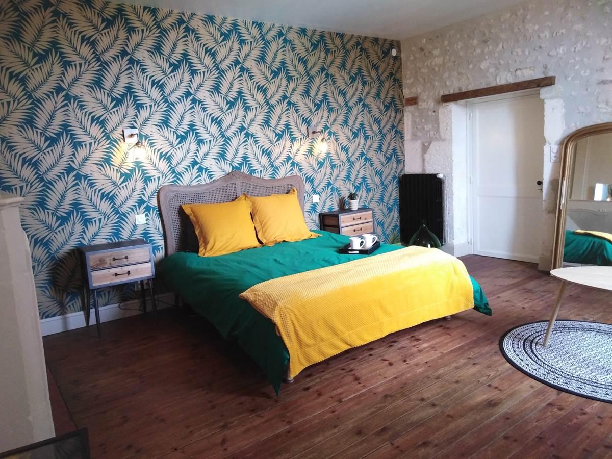 Suite familiale 4 à 6 personnes . 50 m2