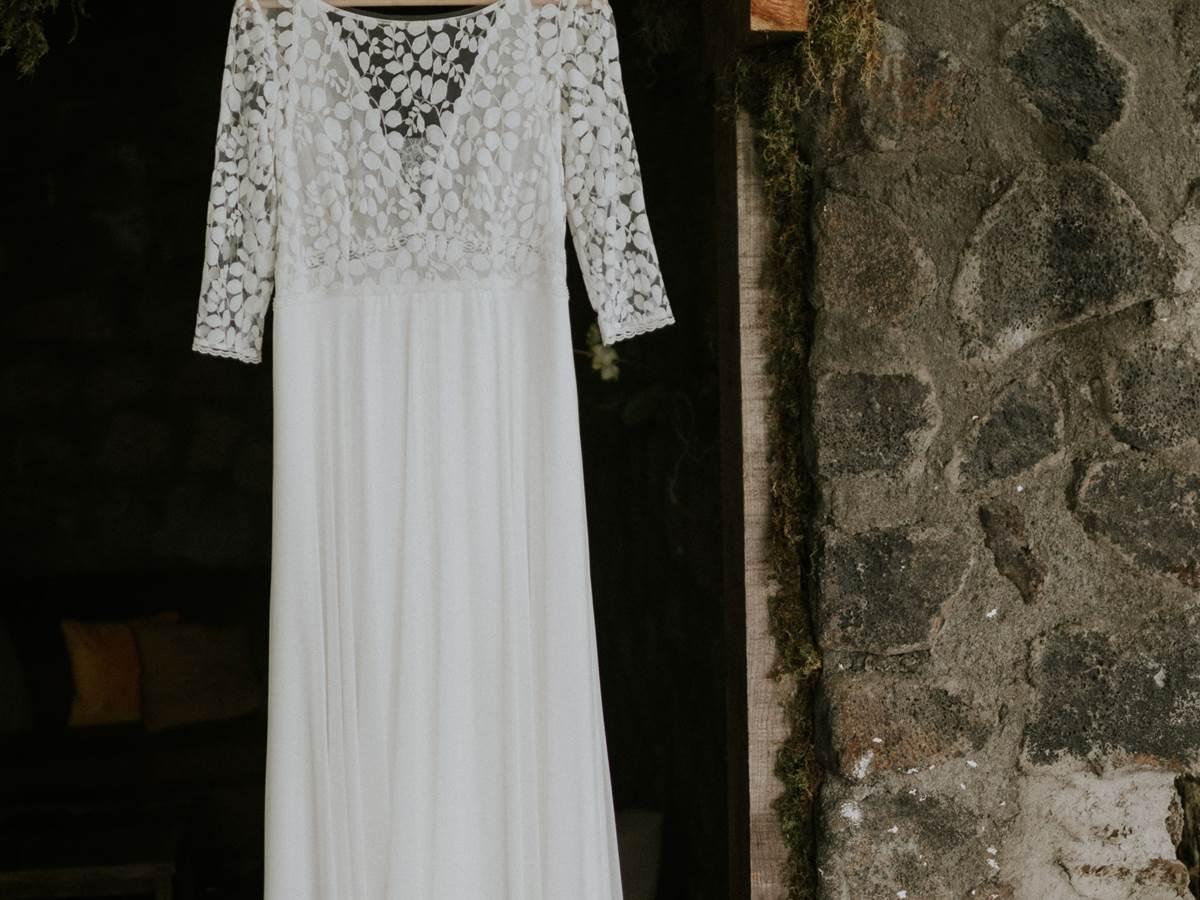 Robe de la marié Jardin de Ravintsara