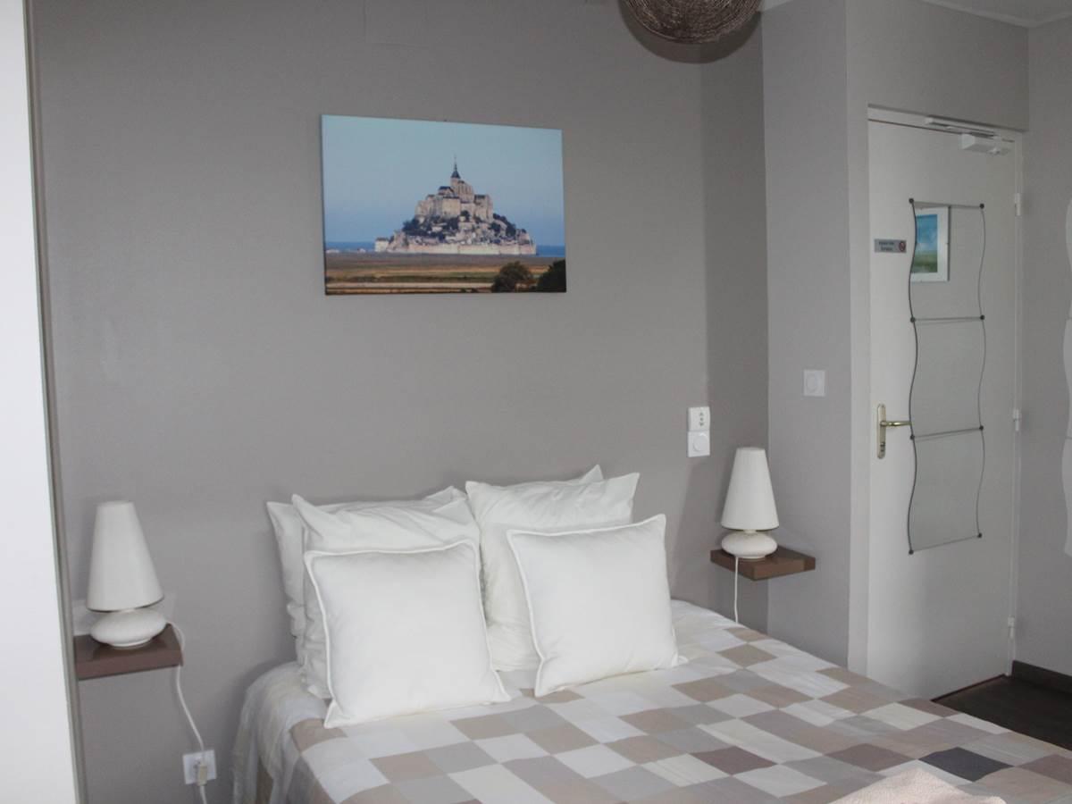 Chambre Mont St Michel