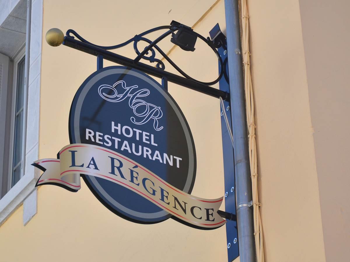 Hotel Restaurant La Régence Lourdes