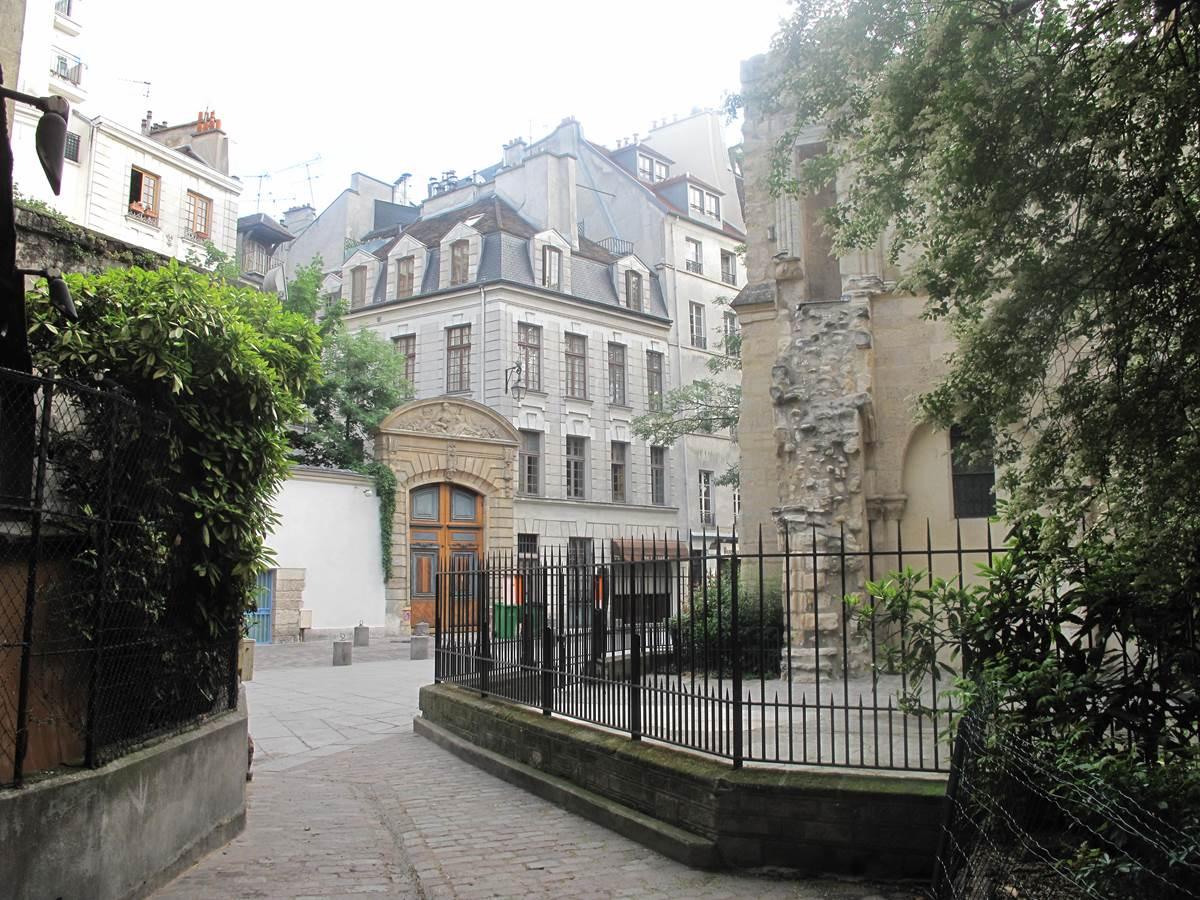 Rue Saint-Julien le Pauvre - Quartier Saint-Michel