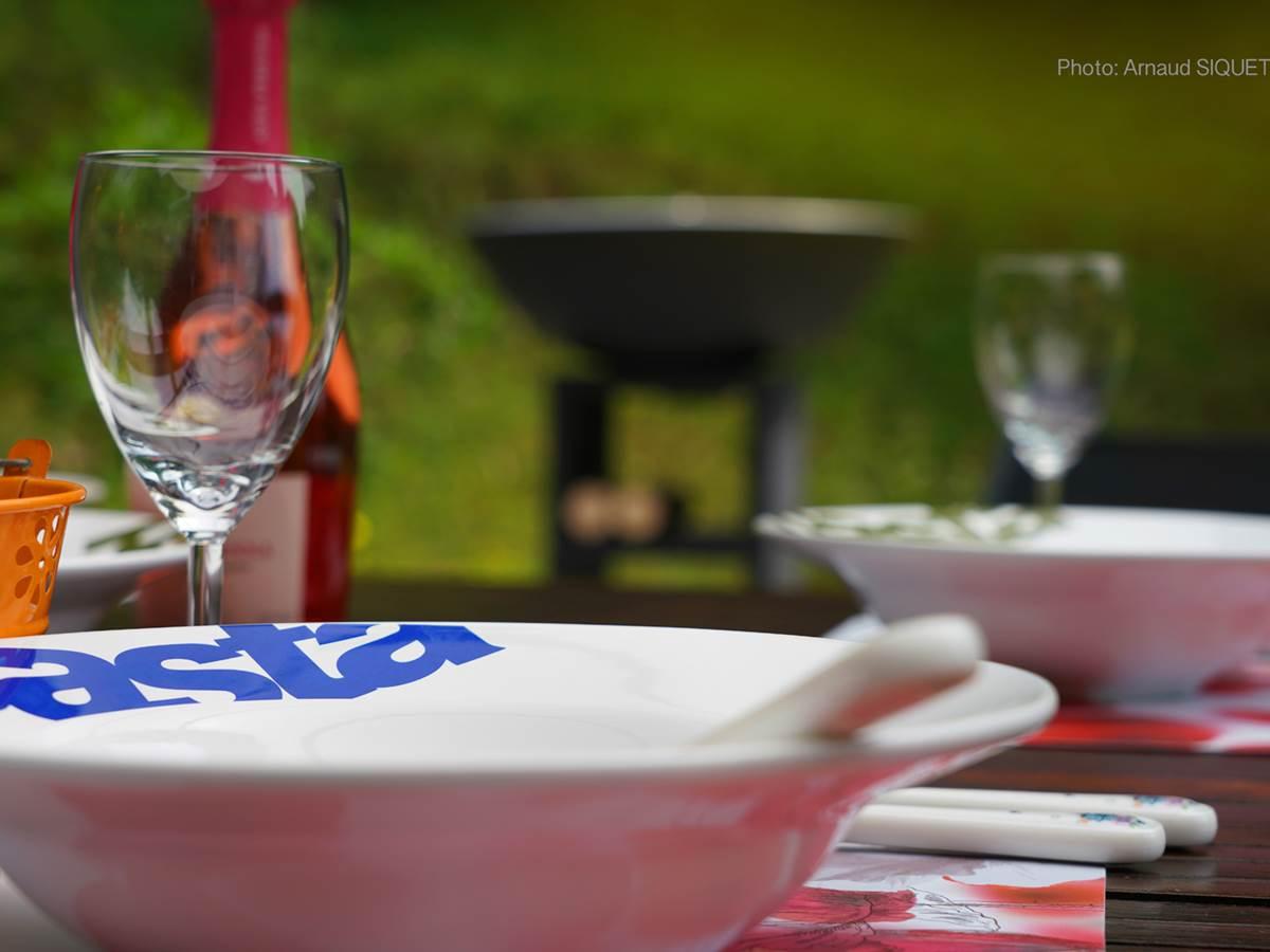 BBQ terrasse