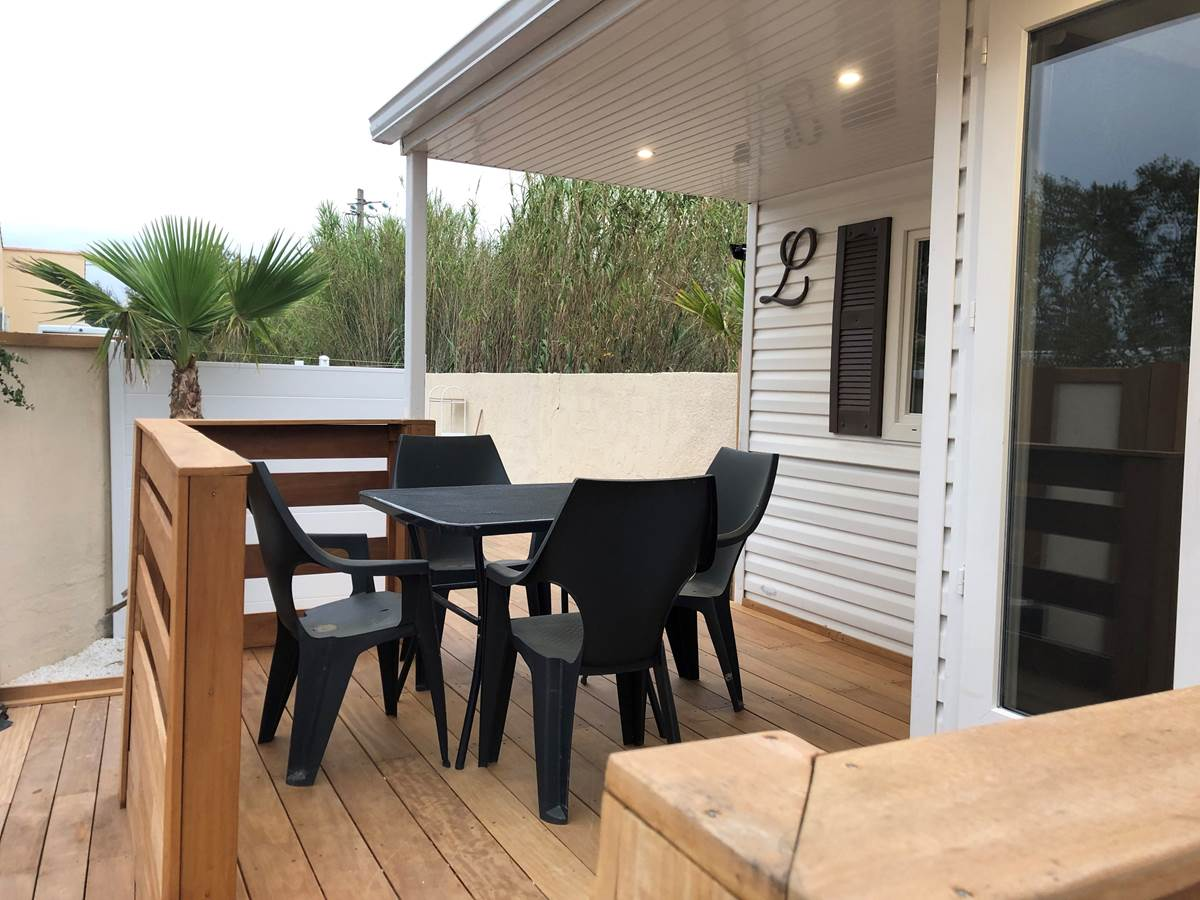 terrasse maisonnette