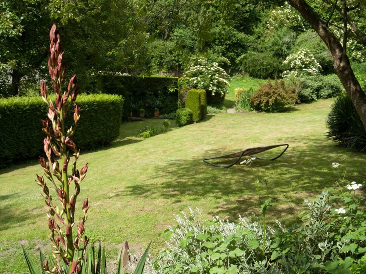 Jardin 2e terrasse