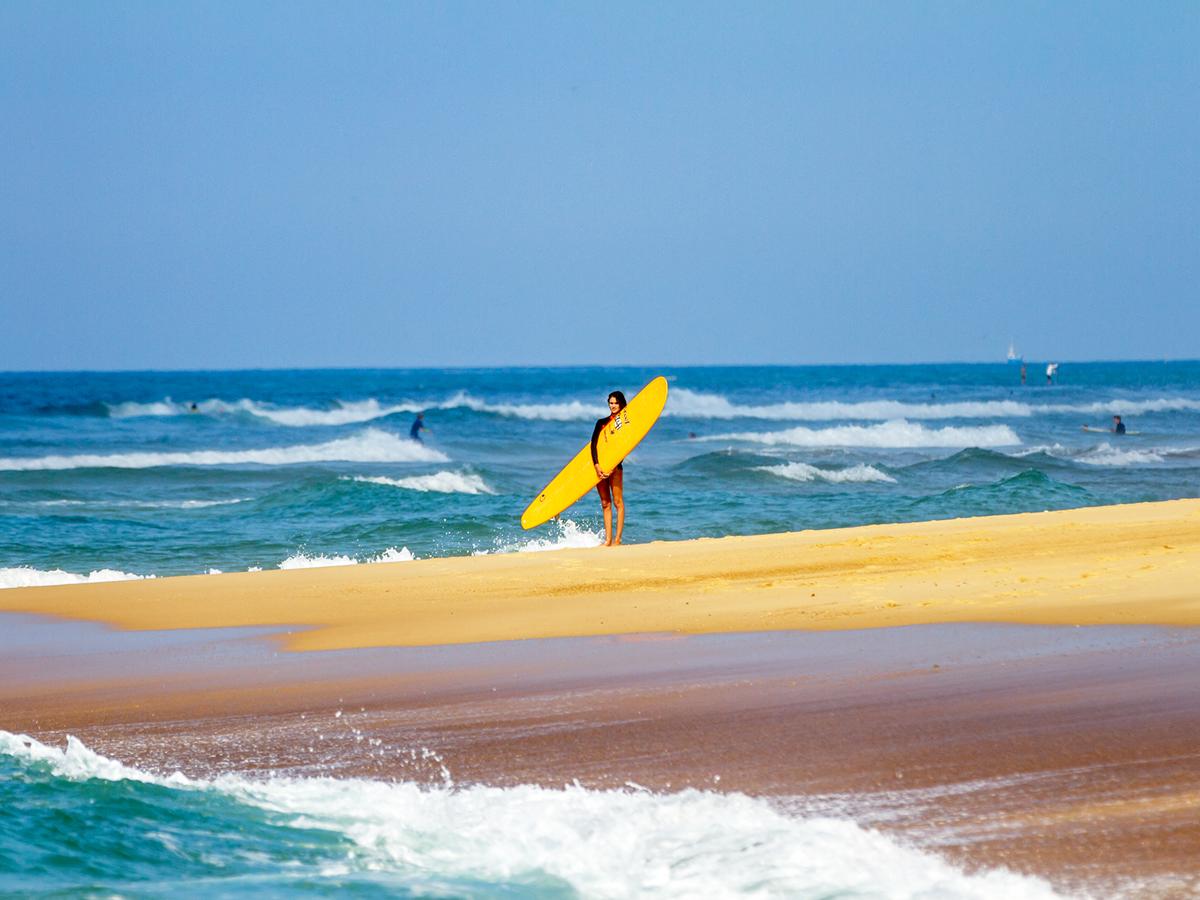 Hossegor, un des plus beaux spots de surf