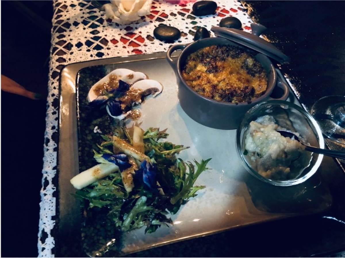 table d'hôtes 2