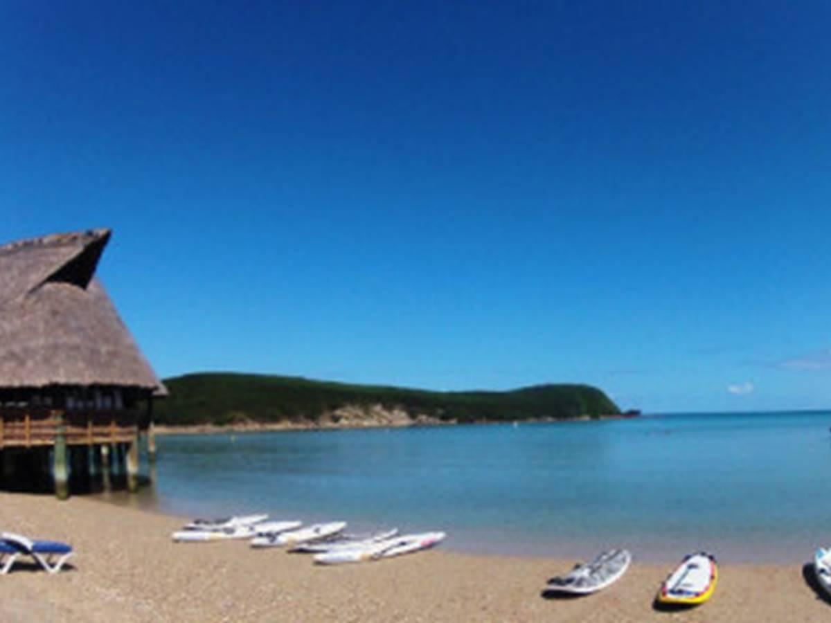 Site du Kuendu Beach