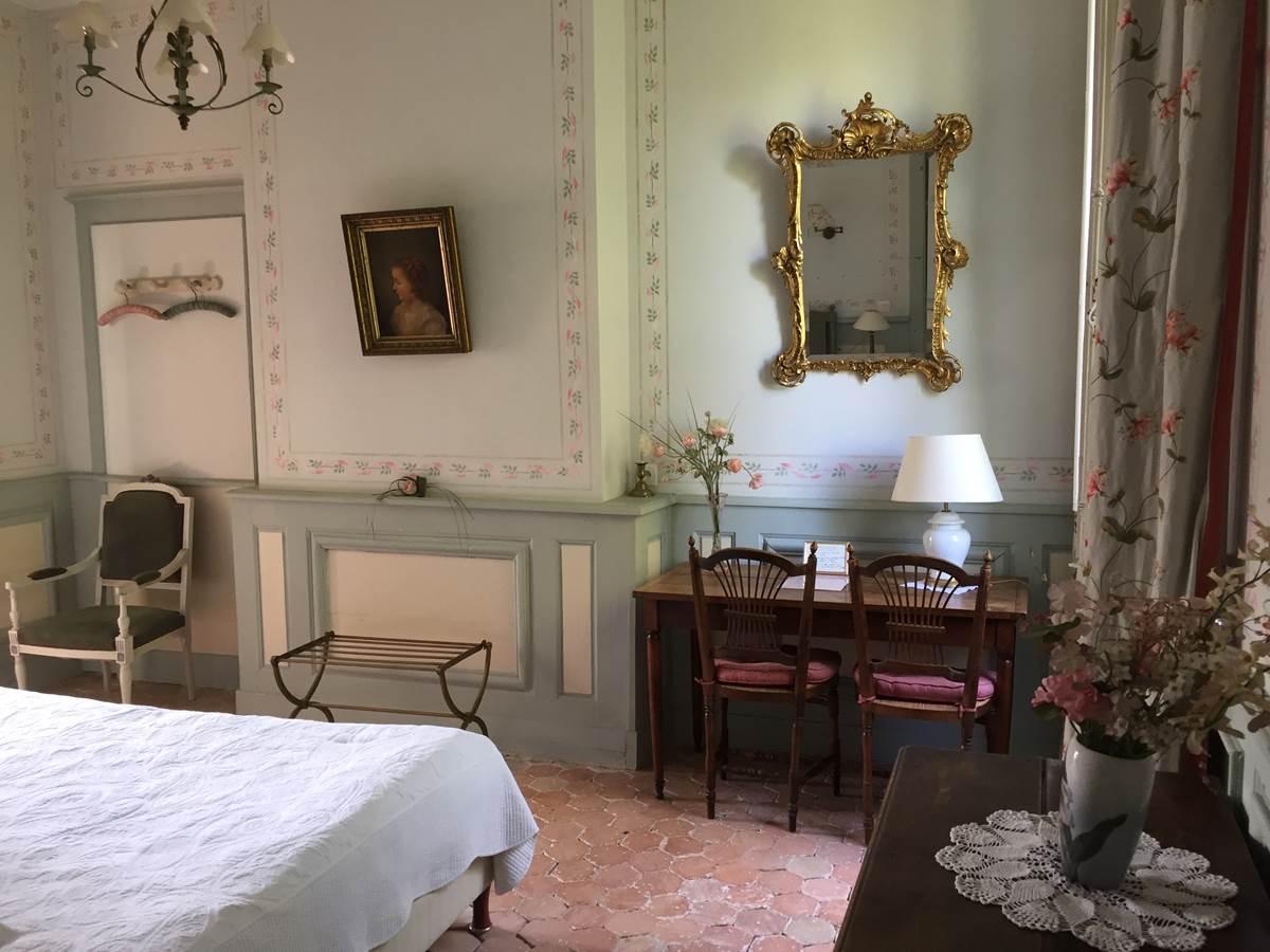 La chambre Céline