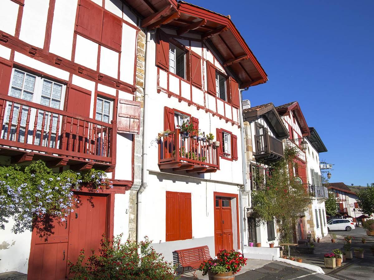 Ainhoa, l'un des plus beaux villages du Pays basque