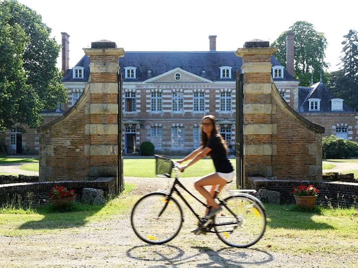 la Sologne à vélo