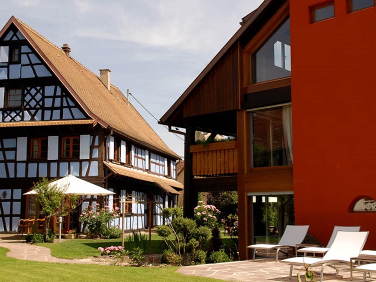 Hôtel À la Ferme