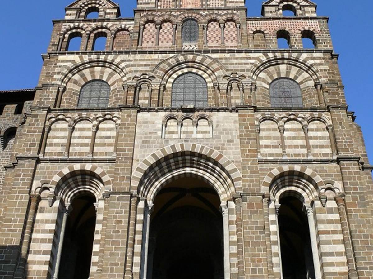 Cathédrale Notre-Dame (Le Puy-en-Velay) | Structurae