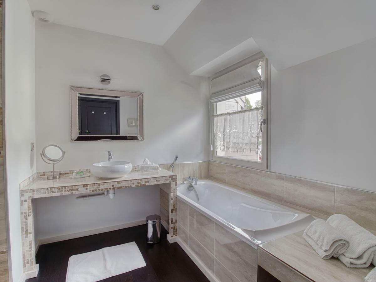 Calathéa - Villa Vent Couvert - 5 - Chambres d'hôtes Le Touquet avec piscine