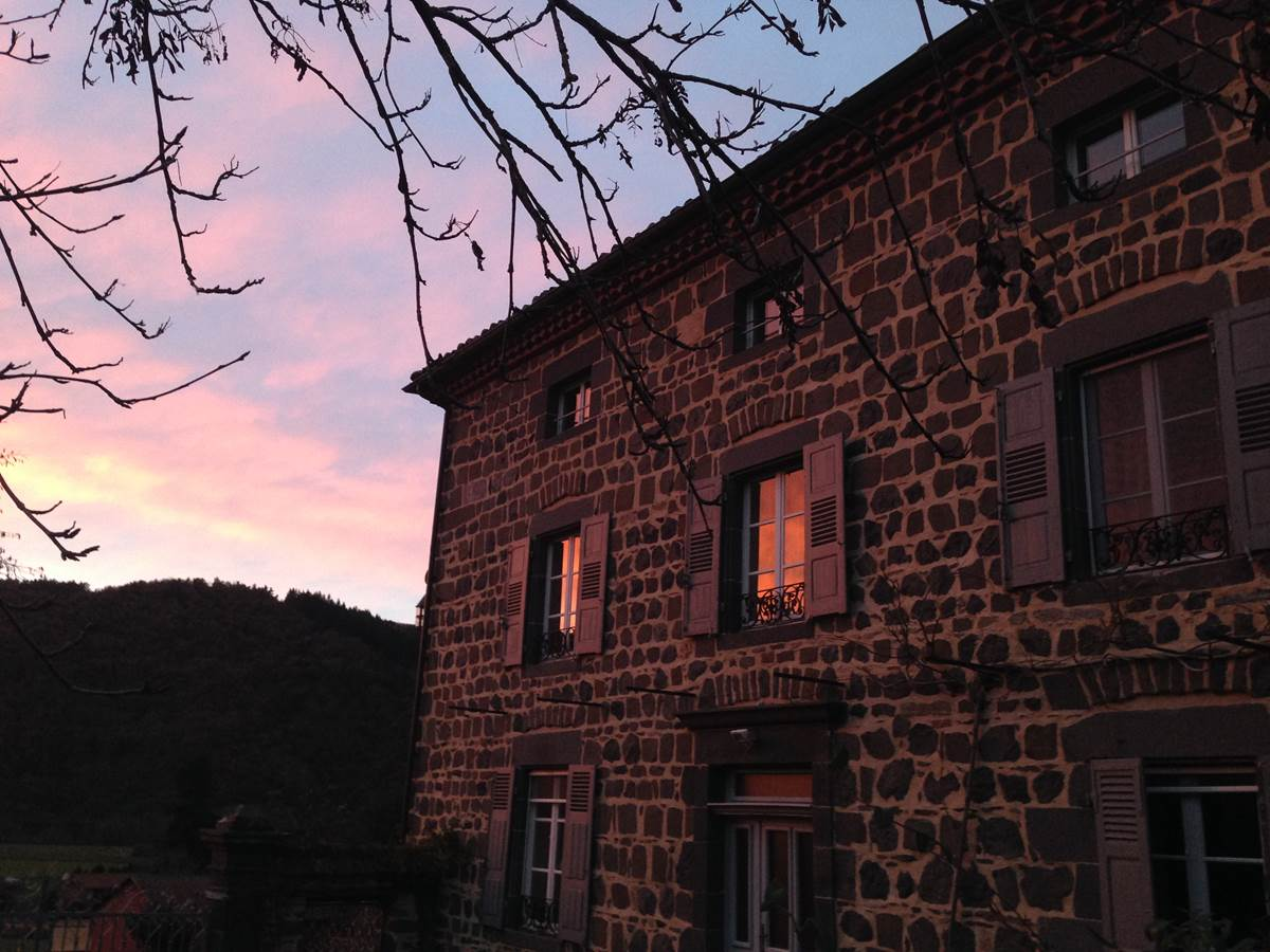 les Jardins d'Anna, maison d'hôtes en Auvergne, dans les gorges de l'Allier