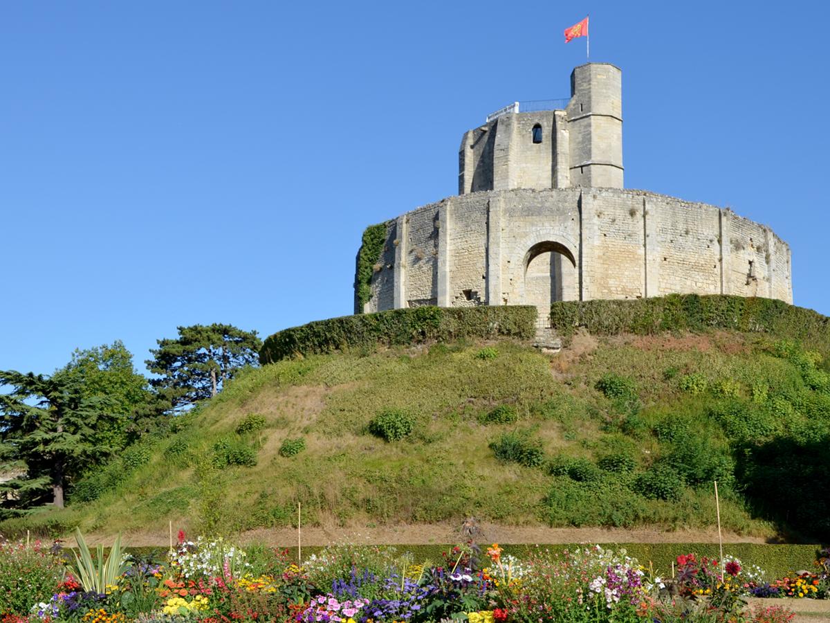 Château de Gisors - Richard Coeur de Lion