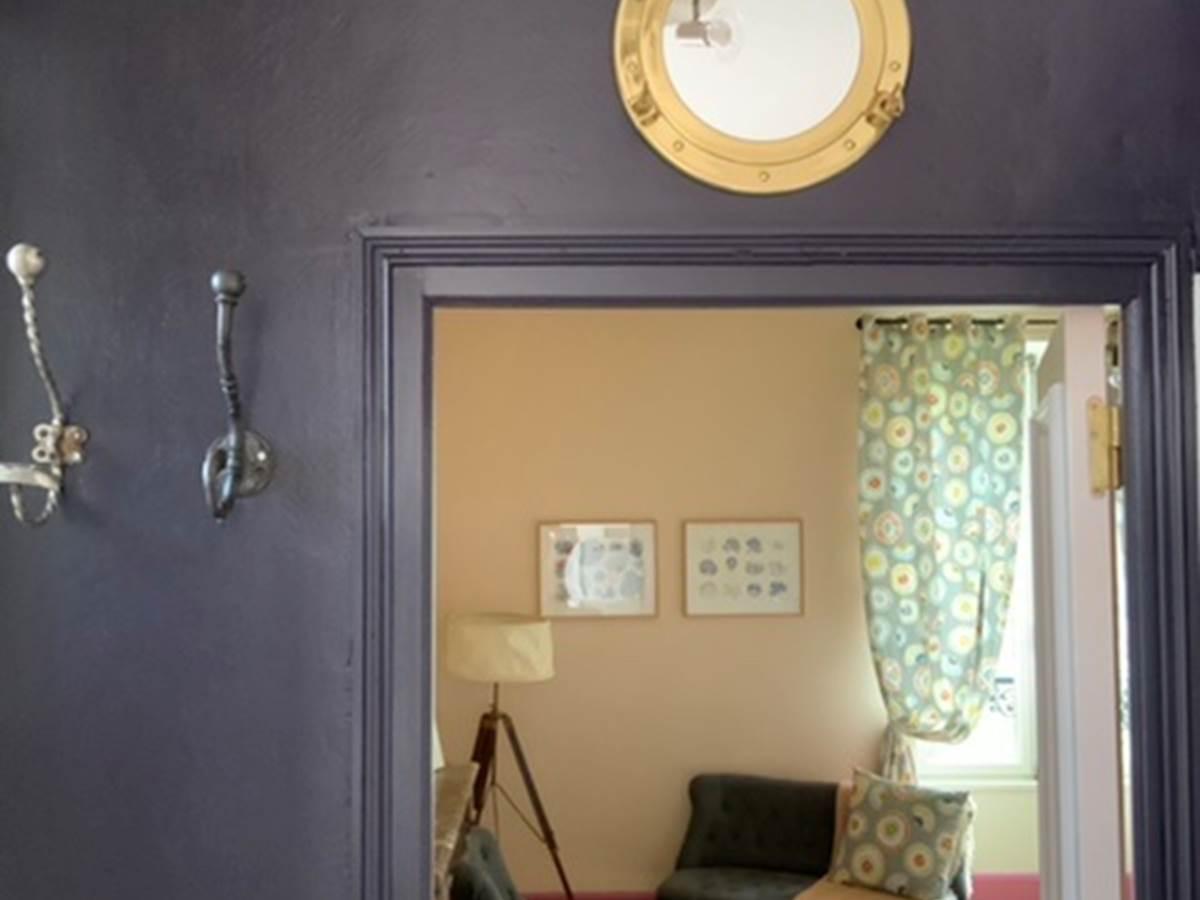 Vue chambre hirondelles