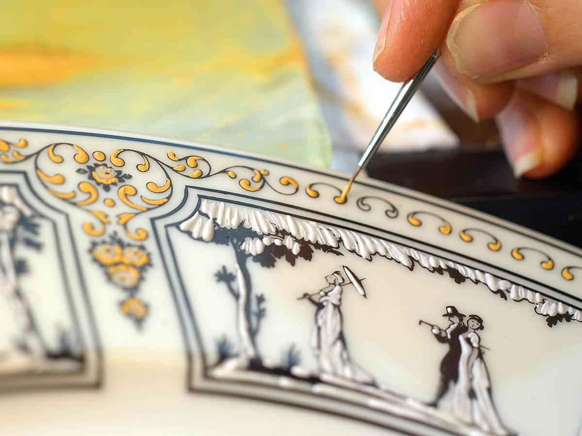 Porcelaine de Limoges ©hauteviennetourisme