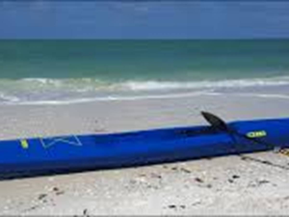 Location 2 heures - Pédalo, Pirogue Hawaïenne 4 places ou Surfski