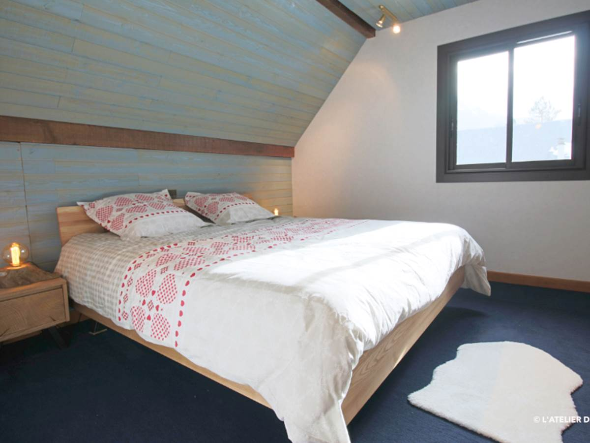 chambre Bleu 2