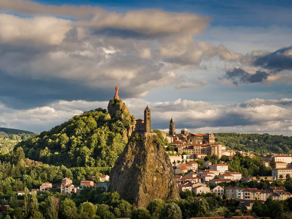 Le site du Puy-en-Velay