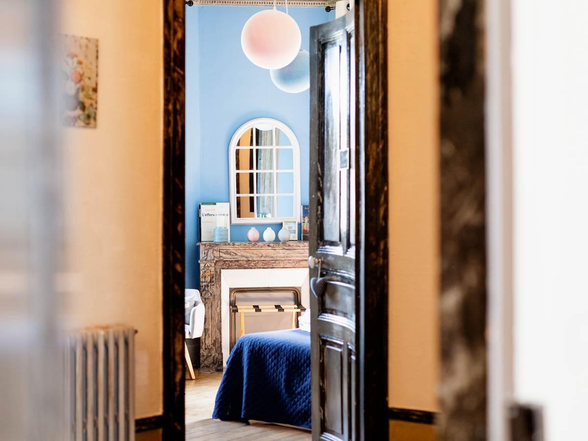 B&B La Poterne - Chambre d'hôtes Epicée à Epernay