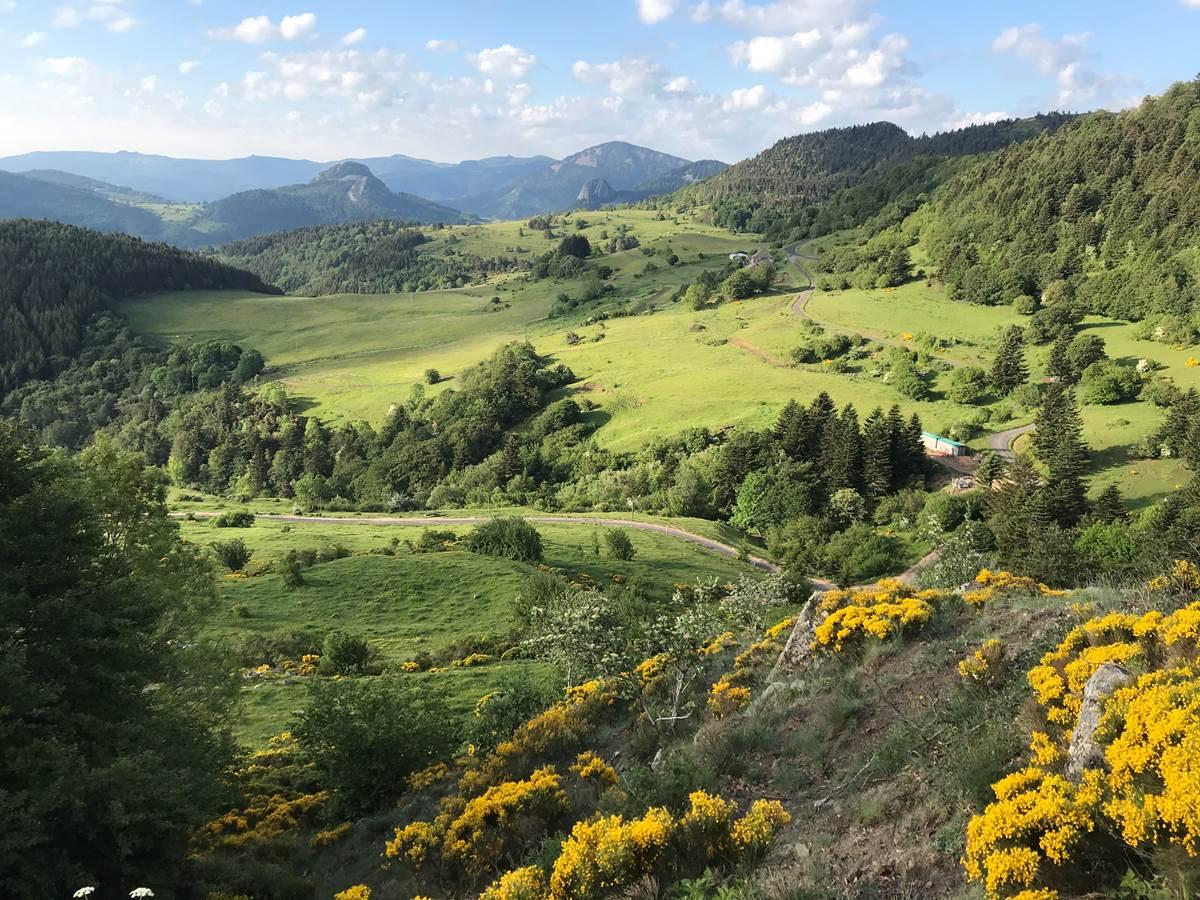 Parapente  Mont Mézenc