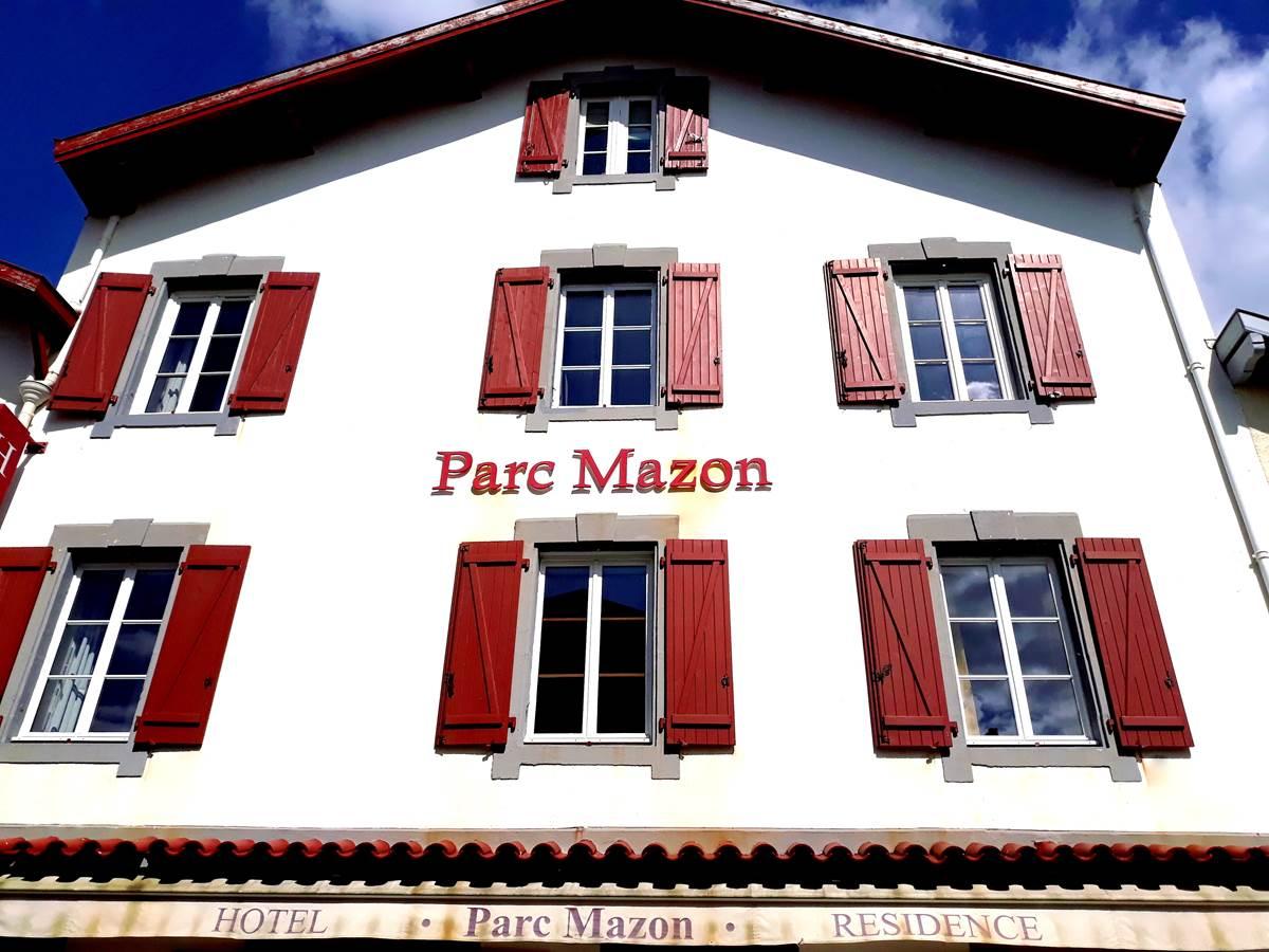 Hôtel Parc Mazon Biarritz