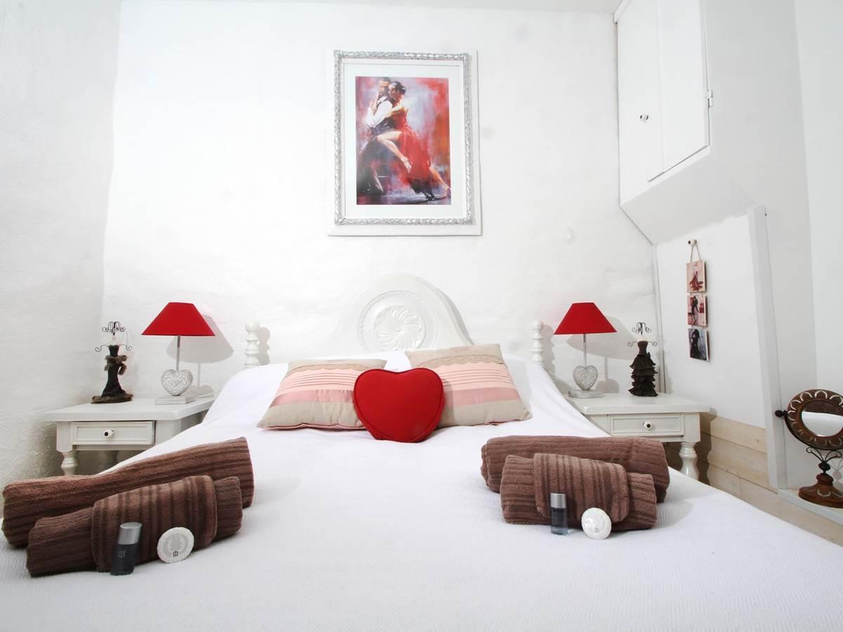 Chambre Tango 1 lit en 140