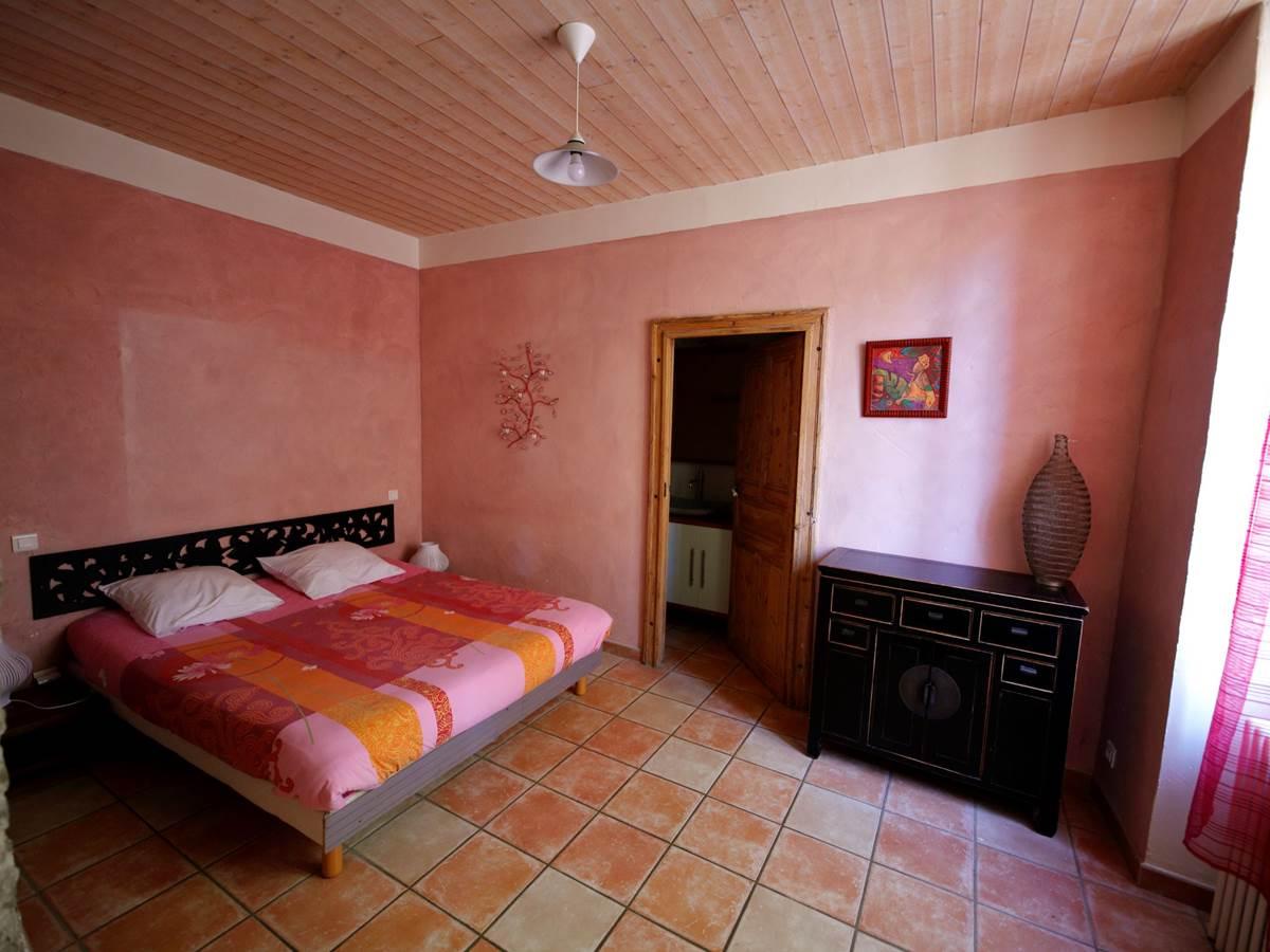 L'Hortus, chambre 2
