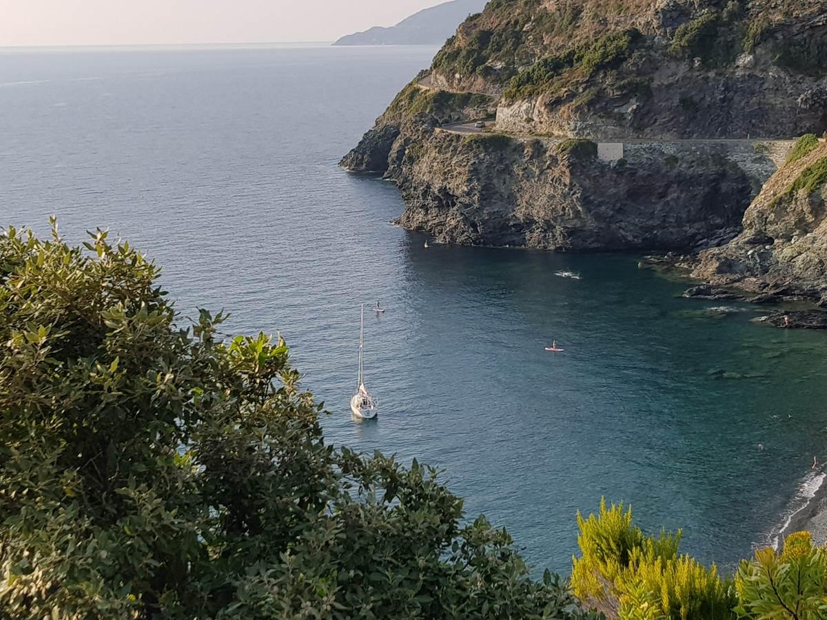 crique Cap Corse