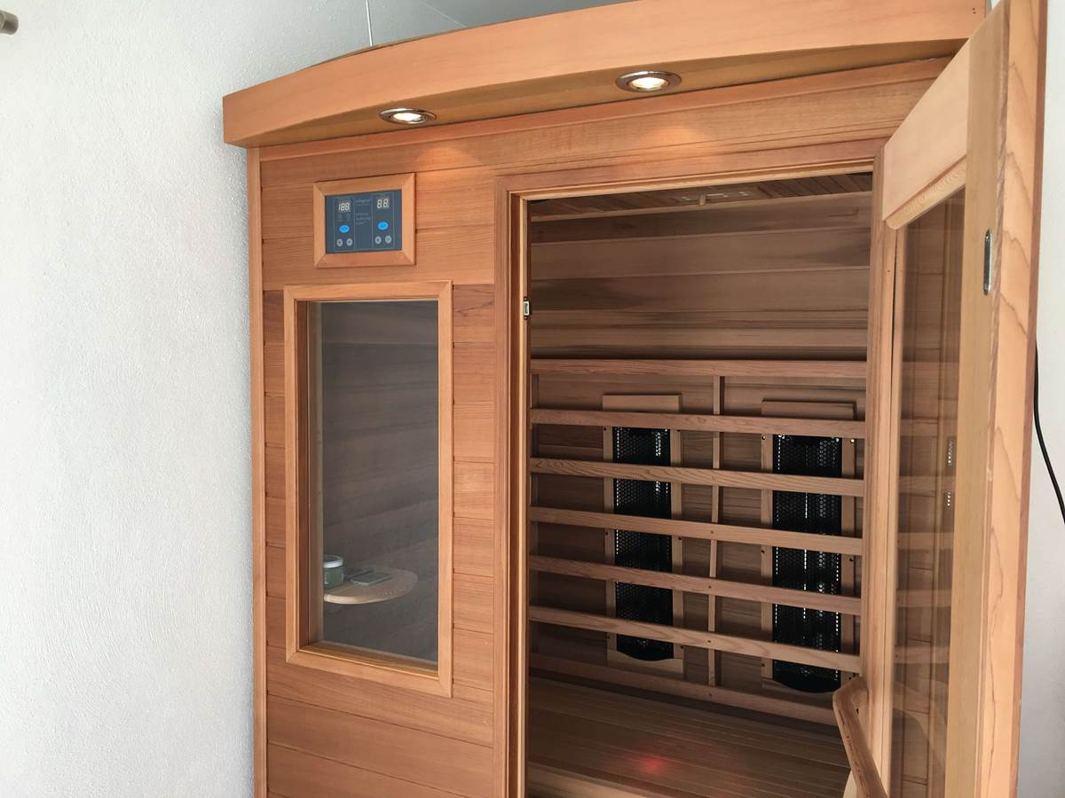 Le sauna infrarouge