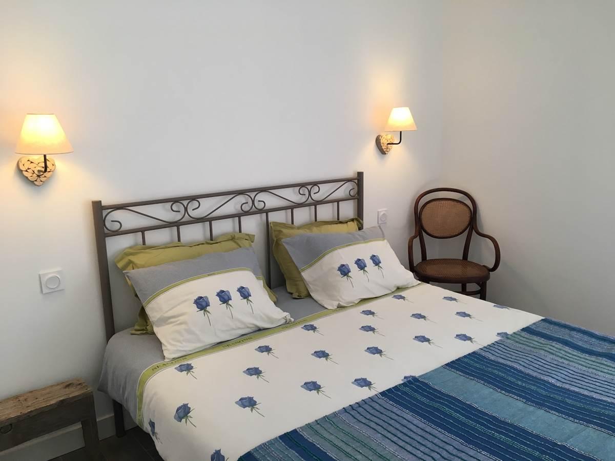 Chambre pour 2 personnes Les Naiades, île d'Oléron