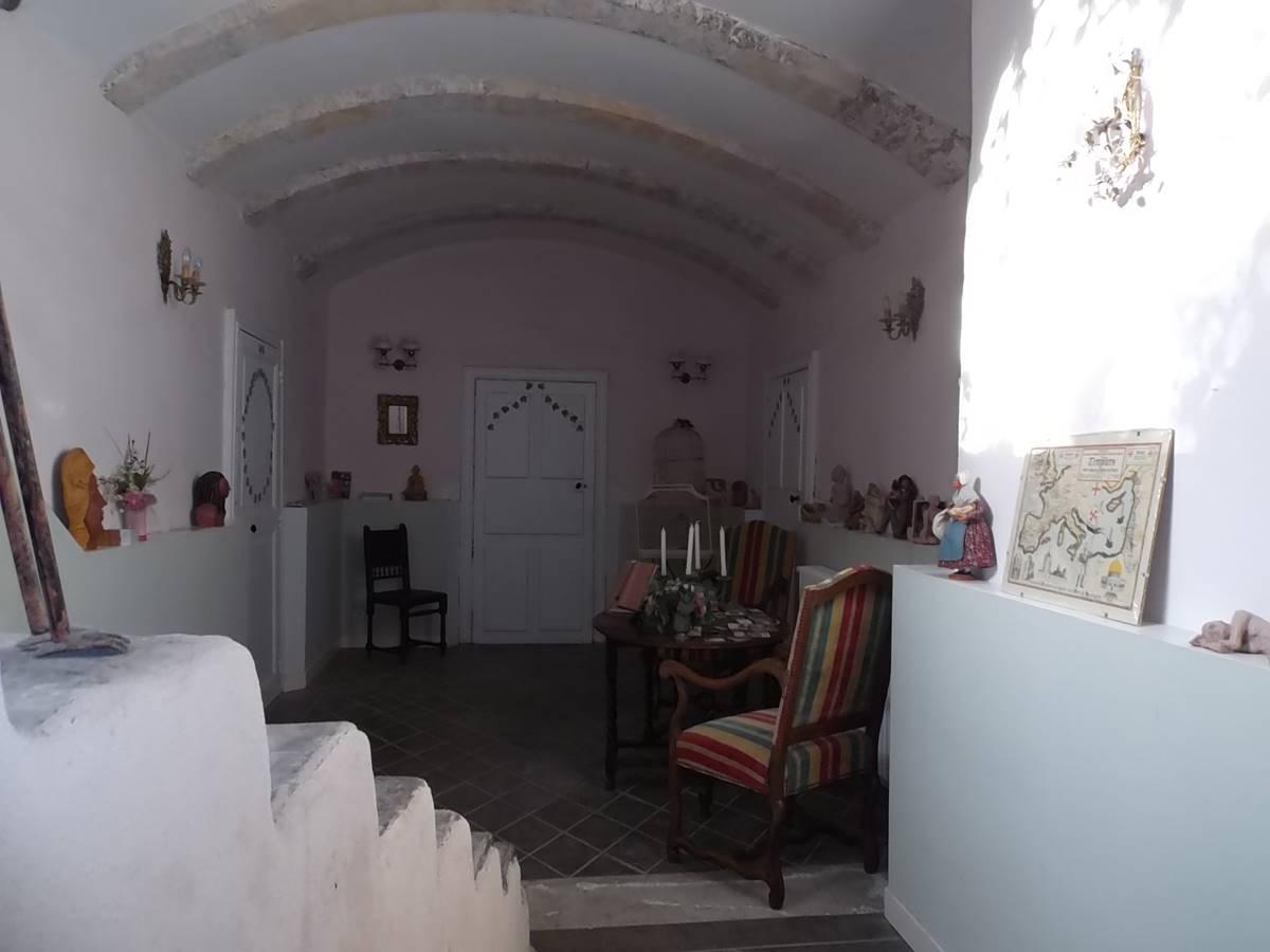 Salon du rez-de-chausséée avec WiFI