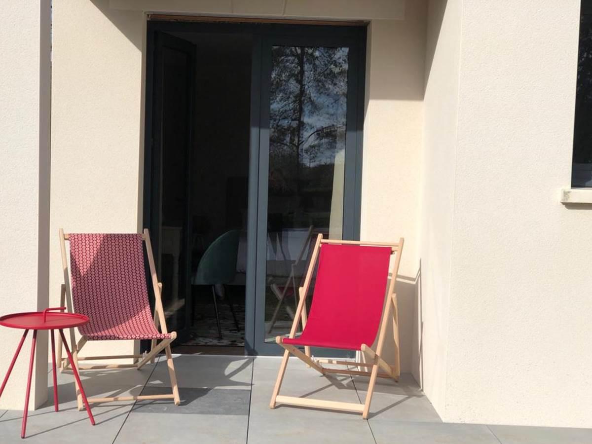 terrasse Suite Esprit Chic