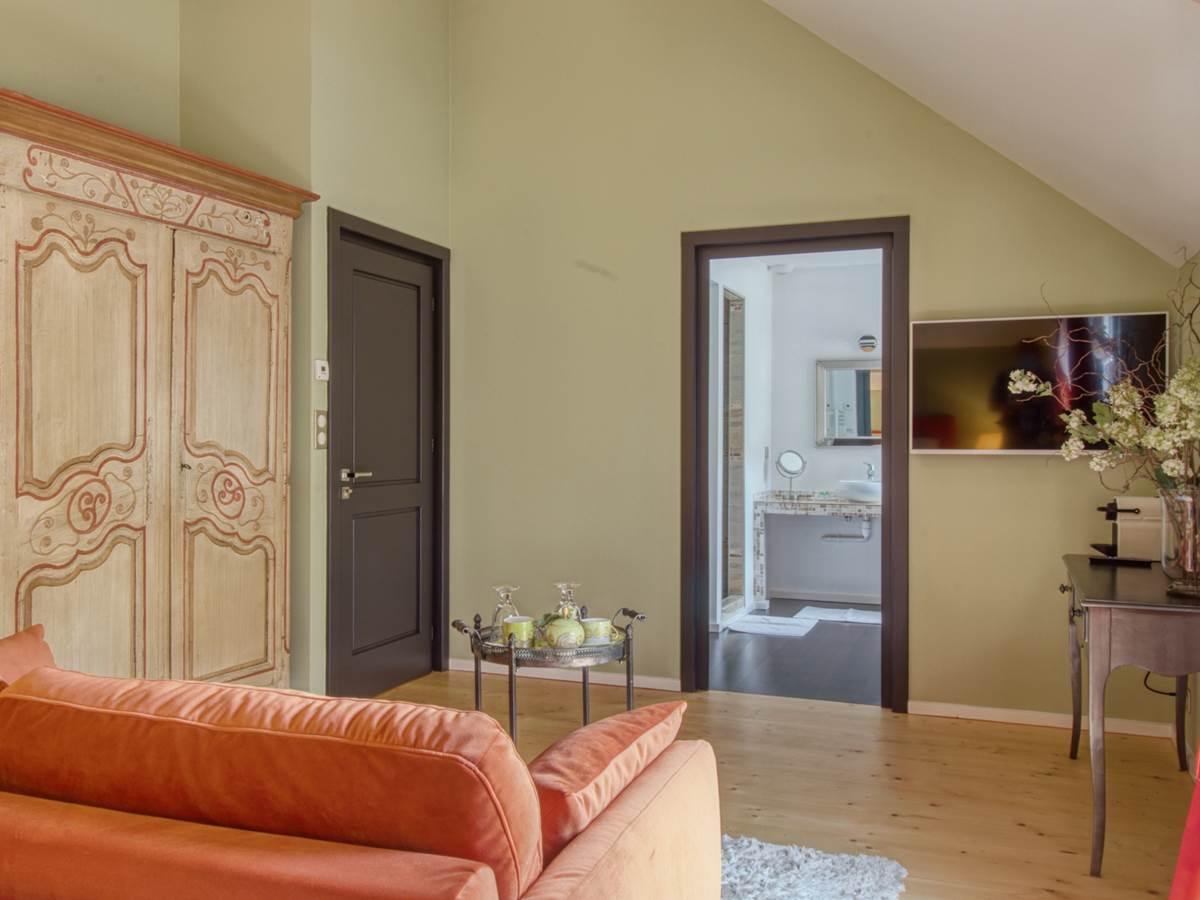Calathéa - Villa Vent Couvert - 3 - Chambres d'hôtes Le Touquet avec piscine