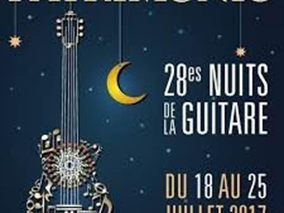 Nuits des guitares 2017